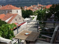 Apartments Keti Korcula Blue room balcony